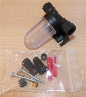 Kondensatgefäß KG 2 Anschlüsse universell für pneumatische Tankanzeigen (7130# - Vorschau