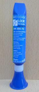 Weicon Schraubenkleber AN 305-72 // 50ml Weicon Lock® mittelfest (5922#