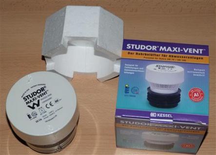 Rohrbelüfter STUDOR® MAXI-VENT® DN70/100 für Abwasseranlagen (6821#