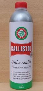 Ballistol® Universalöl 500ml // Waffenöl / Kriechöl (7270#