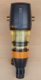 Halbautomatischer Rückspülfilter SYR® DRUFI DFR + Flansch DN25 1 Zoll (9506#