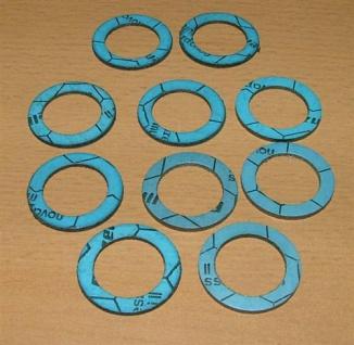 Dichtring-Solarflexrohr blau Sparpaket 10xDN20 (5299# - Vorschau