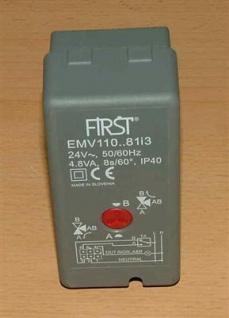 Motorkopf 24Volt AC für EMV Motorkugelhahn (311# - Vorschau