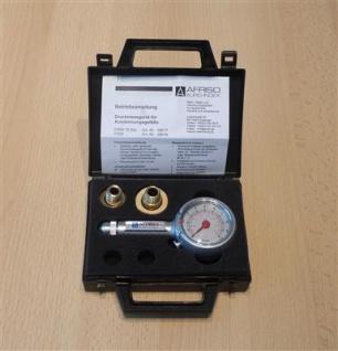 Prüfset PGW-10 Set Afriso im Kunststoffkoffer zur Drucküberprüfung (6634# - Vorschau