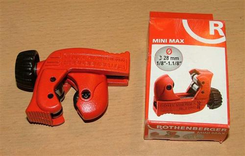 Rohrschneider Rothenberger 3 -28mm MINI MAX (5065#