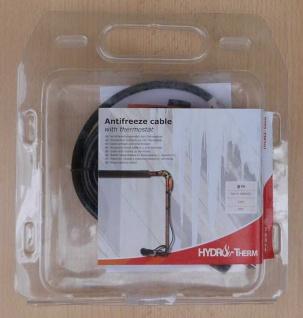 Frostschutz Heizleitung mit Thermostat 8m / Heizband (8548#