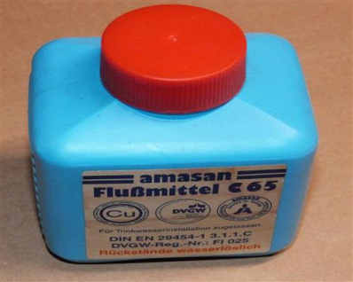 Flußmittel C65 Amasan 500g Weichlotflußmittel (10383#