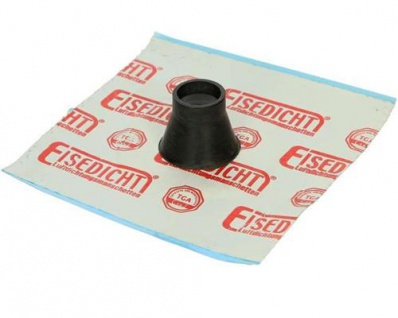 Manschette HT / Kabeldurchführung 150x150mm, Ø 25-32 mm 1-fach (9979#