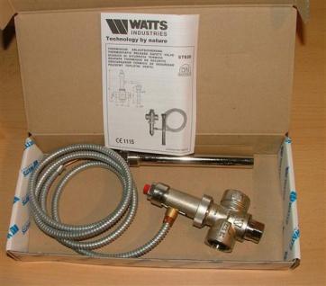 Thermische Ablaufsicherung 1, 3m / OVP / WATTS (405#