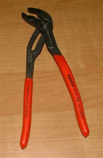 KNIPEX Wasserpumpenzange COBRA® 250mm (5456#