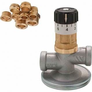 Antiheberventil Watts AHV10/REG einstellbar für Heizölanlagen (10619#