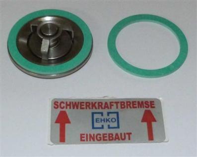 """Scheiben-Rückschlagventil SOLAR Typ 73N / DIN 20 (3/4"""") Niro (7525#"""