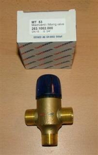 Mischventil Taconova 45 - 65°C / 3/4 Zoll AG / (5055#