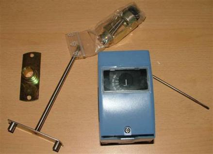 Rauchgasthermostat 40...160°C einstellbar /Askoma(5193#