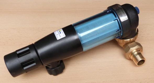Rückspülfilter / Wasserfilter 3/4 Zoll DN20 SYR® DUO FR (9168#