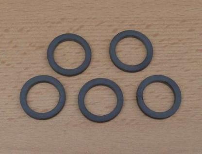 Gummi-Dichtung für Perlstrahlregler M 28 / 5 Stück (9578#