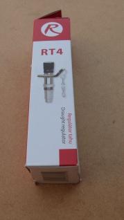 Feuerzugregler Regulus RT4 für Festbrennstoffkessel (10658#
