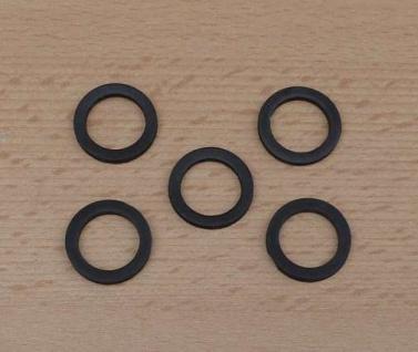 Gummi-Dichtung für Perlstrahlregler M 24 / 5 Stück (9576#