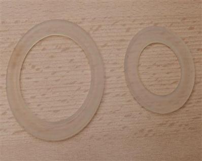 Heberglockendichtungsset für DAL® Spülkästen 2 Sorten (10684# - Vorschau