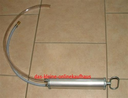 Ölansaugpumpe HP 750 Doppelhubpumpe (955#