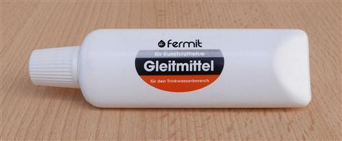 Fermit Gleitmittel 30 ml Tube für Kunststoffrohre (7864#