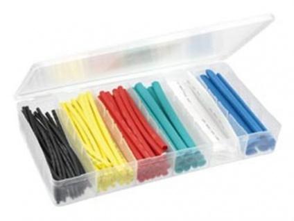 Schrumpfschlauchsortiment farbig in Box(5270# - Vorschau