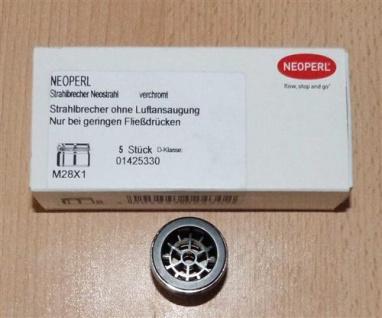 NEOPERL® Neostrahl® / PERLATOR® / M28x1 /1 Stück (5805#