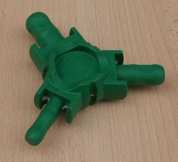 Kalibrierwerkzeug grün für Mehrschichtverbundrohr / PERT-Rohr / (8595#