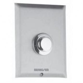 Urinal- Wandeinbau- Druckspüler Benkiser, 1/2 Zoll mit Vorabsp. (6815#