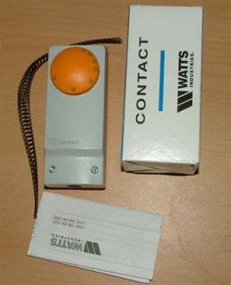 """Anlegethermostat Watts Außenverstellung, bis 2"""" (2546#"""
