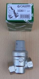 """Schrägsitzdruckminderer 3/4"""" ohne Manometer / Caleffi 533051 (8510# - Vorschau"""