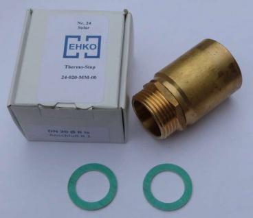 "Schwerkraftbremse / Solar / 1"" / EHKO ThermoStop (9587#"