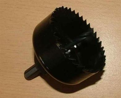 Lochschneider Kreisschneider Ø 57mm für EASY - Quick HT System (4639# - Vorschau