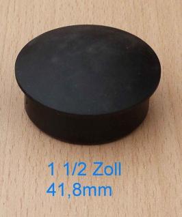 Rohrabdeckkappe für 1 1/2 Zoll Rohr Innendurchmesser 41, 8mm (10405#
