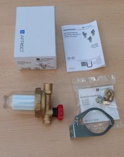 Heizölfilter / Einstrangfilter V 500 / Vorfilter / Afriso IG / IG (10665#