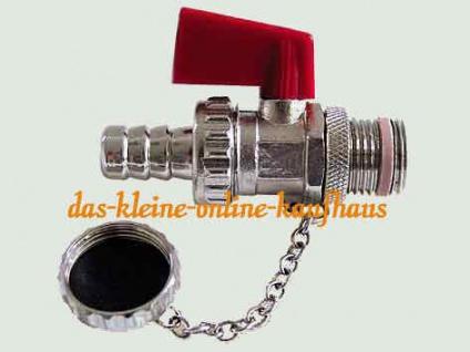 """KFE Hahn Füll.-und Entleerungshahn1/2"""" leichte Aus(4341#"""