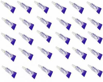 Wärmeleitpaste T12 / 30x 5gr. Tube / Temp.bereich -30°C +200°C (10454#