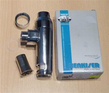 WC-Druckspüler Benkiser TWIMAT 3/4 Zoll für 6 Liter (6812#