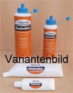 Fermit Gleitmittel verschiedene Größen / Mengen für Kunststoffrohre / KG Rohre