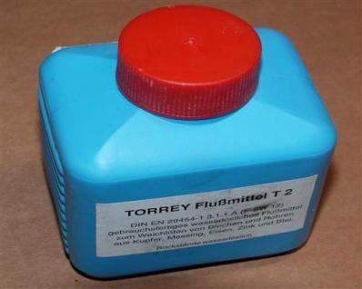 Flußmittel T2 Torrey 320ml Weichlotflußmittel (10386#