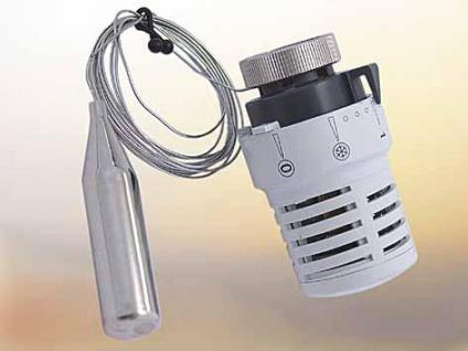 Thermostatkopf mit Fernfühler M 30 x 1, 5 (2523#