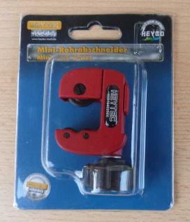 Rohrschneider klein 3mm - 25mm / Rohrabschneider HEYTEC TOP Qualität (8565#