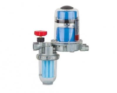 FloCo-Top-1K automatischer Heizölentlüfter Afriso mit Filter (10273#