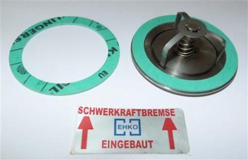 """Scheiben-Rückschlagventil SOLAR Typ 73N / DN 32 ( 1 1/4"""") Niro (7527# - Vorschau"""