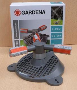 Gardena Kreisregner Mambo 9-max.310 m² Fläche (9567#