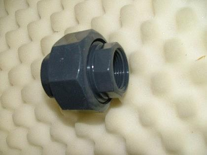 PVC-Druckfittings Verschraubung Innengewinde