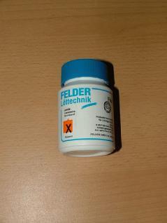 Flußmittel für Silberlote, Hartlötflussmittel - Vorschau 1