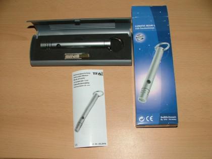 LED - Taschenlampen - Vorschau 1
