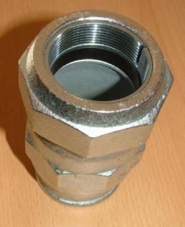 GEBO Verschraubung mit Innengewinde / Stahlrohr - Vorschau 2