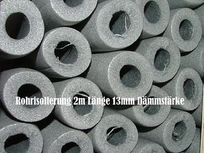 13 mm Rohrisolierung + verschiedenste Größen - Vorschau 1